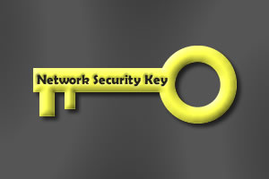 network security key